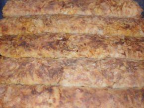 Снимка 3 от рецепта за Тиквеник с домашно точени кори