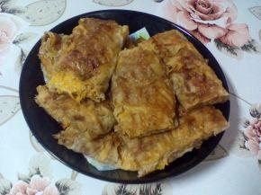 Снимка 6 от рецепта за Тиквеник с домашно точени кори
