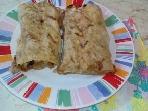 Снимка 11 от рецепта за Тиквеник с готови кори