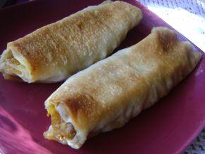 Снимка 2 от рецепта за Тиквеник с готови кори