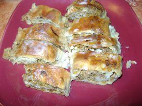 Снимка 3 от рецепта за Тиквеник с готови кори