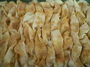 Снимка 7 от рецепта за Тиквеник с готови кори