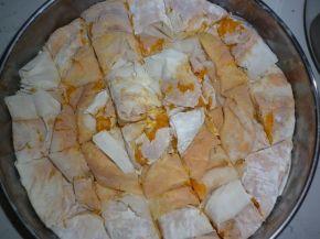 Снимка 2 от рецепта за Тиквеник със заливка