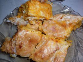 Снимка 4 от рецепта за Тиквеник със заливка