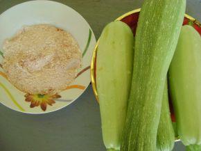 Снимка 2 от рецепта за Тиквички на фурна