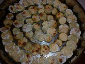 Снимка 6 от рецепта за Тиквички на фурна