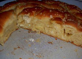 Снимка 2 от рецепта за Точена баница със сирене
