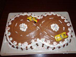 Снимка 2 от рецепта за Торта `ОСЕМ`