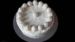 Снимка 3 от рецепта за Торта Рафаело - II вариант