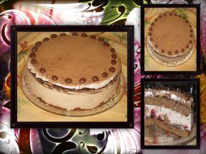 Снимка 2 от рецепта за Торта `Каприз`