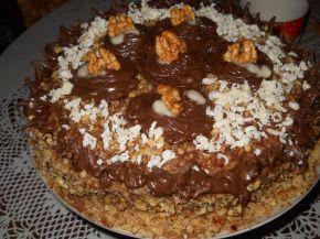Снимка 2 от рецепта за Торта `Коко - шоко`