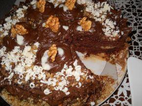 Снимка 4 от рецепта за Торта `Коко - шоко`