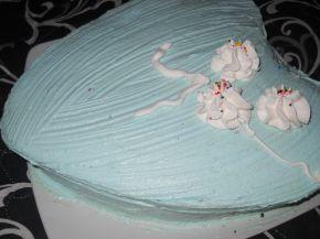 Снимка 2 от рецепта за Торта `Кралско сърце`