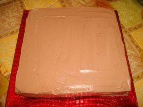 Снимка 7 от рецепта за Торта `Подарък`