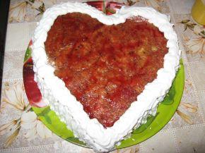 Снимка 5 от рецепта за Торта с дъх на любов