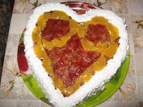 Снимка 6 от рецепта за Торта с дъх на любов