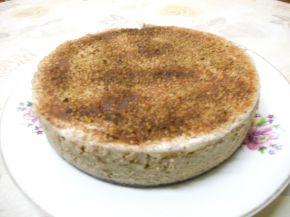 Снимка 2 от рецепта за Торта с ябълки и цедено кисело мляко