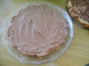 Снимка 3 от рецепта за Торта с кокосов крем