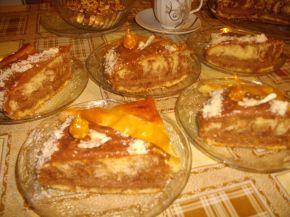 Снимка 4 от рецепта за Торта с кокосов крем