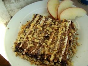 Снимка 2 от рецепта за Торта  с крем маскарпоне