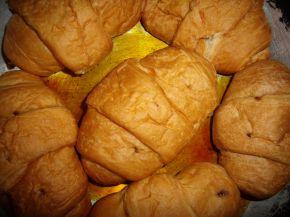 Снимка 2 от рецепта за Торта с кроасани - III вариант