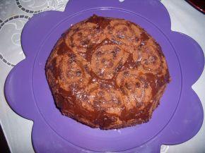 Снимка 5 от рецепта за Торта с рула