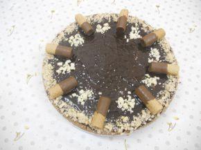 Снимка 2 от рецепта за Торта `Шоколадов мус`