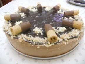 Снимка 3 от рецепта за Торта `Шоколадов мус`