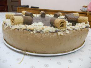 Снимка 4 от рецепта за Торта `Шоколадов мус`
