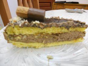 Снимка 6 от рецепта за Торта `Шоколадов мус`