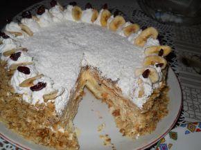 Снимка 4 от рецепта за Торта `Веселина`