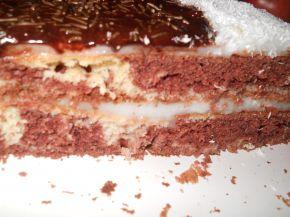 Снимка 4 от рецепта за Торта за Свети Валентин