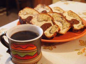 Снимка 10 от рецепта за Трицветен кекс - II вариант