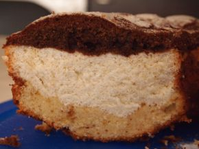 Снимка 11 от рецепта за Трицветен кекс - II вариант