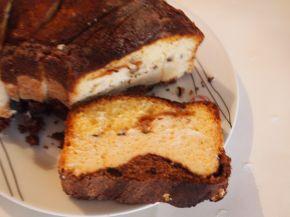 Снимка 2 от рецепта за Трицветен кекс - II вариант