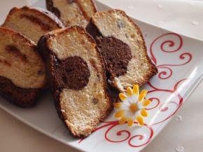 Снимка 7 от рецепта за Трицветен кекс - II вариант