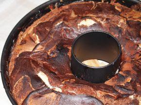 Снимка 8 от рецепта за Трицветен кекс - II вариант
