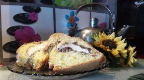 Снимка 2 от рецепта за Трицветен кекс