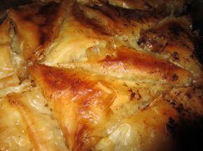 Снимка 3 от рецепта за Триъгълни баклавички