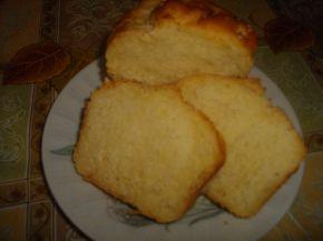 Снимка 2 от рецепта за Царевичен хляб и  завъртулки
