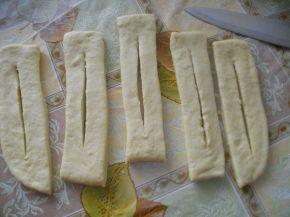 Снимка 4 от рецепта за Царевични плитки