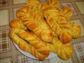 Снимка 7 от рецепта за Царевични плитки