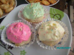 Снимка 3 от рецепта за Цветни бутерки