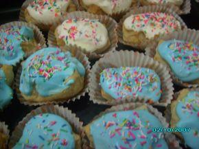 Снимка 5 от рецепта за Цветни бутерки