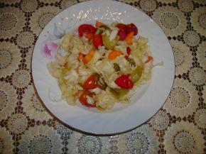 Снимка 2 от рецепта за Туршия - Дунавска салата