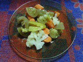 Снимка 6 от рецепта за Туршия