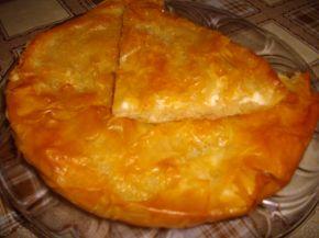 Снимка 5 от рецепта за Турски бюрек