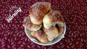 Снимка 4 от рецепта за Универсално тесто за кифлички - сладки и солени