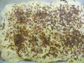 Снимка 3 от рецепта за Ванилова торта с бишкоти и мед
