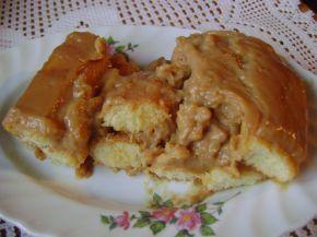 Снимка 4 от рецепта за Ванилова торта с бишкоти и мед